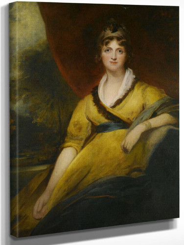 Portrait Of Mary Countess Of Inchiquin By Sir Thomas Lawrence