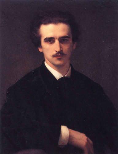 Portrait Of Prince K. A. Gorchakov By Alexandre Cabanel