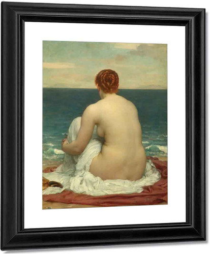 Psamathe By Sir Frederic Lord Leighton