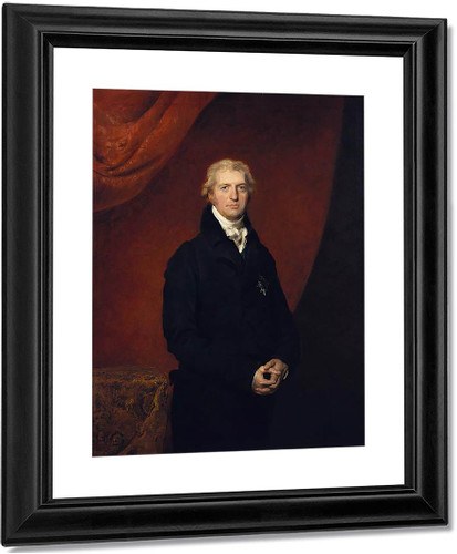 Robert Banks Jenkinson, 2Nd Earl Of Liverpool By Sir Thomas Lawrence