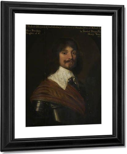 Sir Robert Honywood By Gerard Van Honthorst By Gerard Van Honthorst