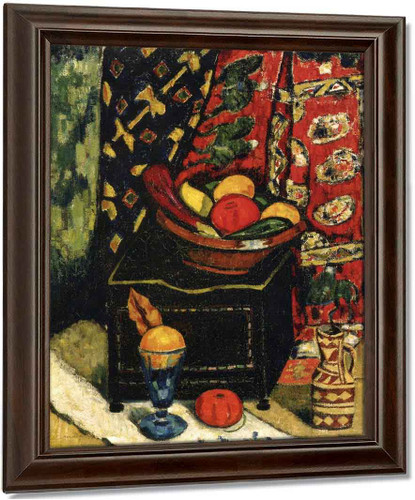 Still Life No. 1 By Marsden Hartley