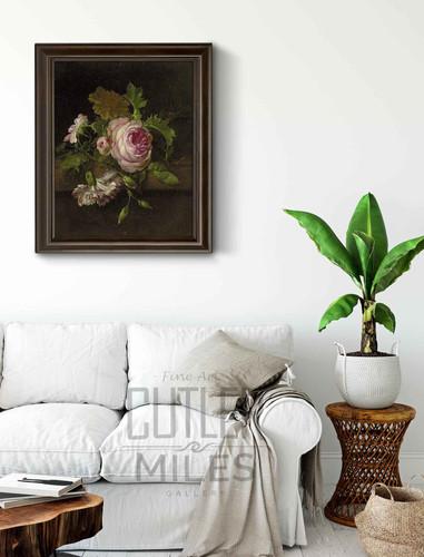 Still Life Of Flowers By Willem Van Aelst By Willem Van Aelst