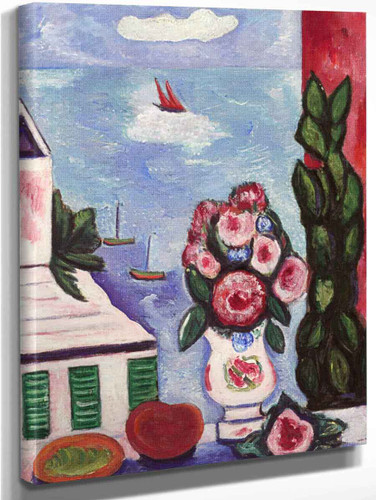 Still Life By Marsden Hartley