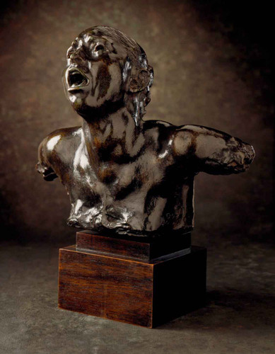 The Cry By Auguste Rodin