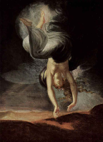 The Fairy Queen Titania Finds The Magic Ring On The Beach By Henry Fuseli  By Henry Fuseli