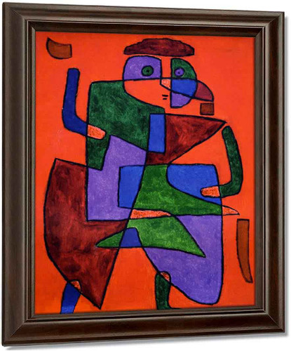 The Future By Paul Klee