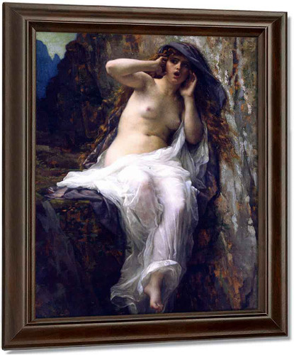 The Nymph Echo By Alexandre Cabanel