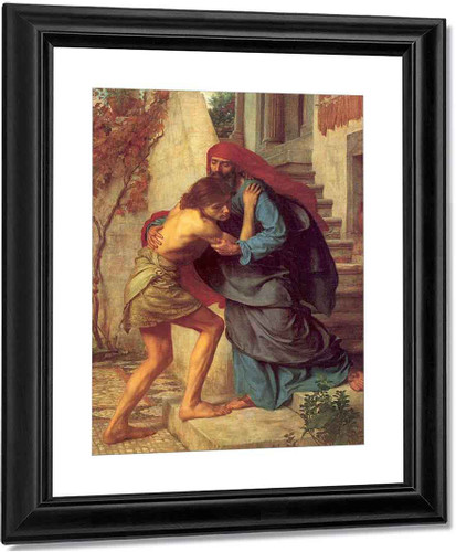 The Return Of The Prodigal Son By Sir Edward John Poynter