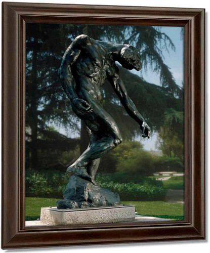 The Shade By Auguste Rodin