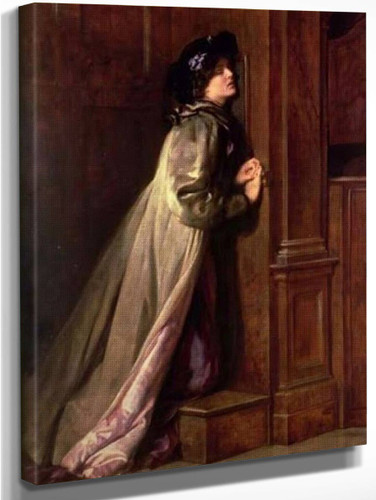 The Sinner By John Maler Collier