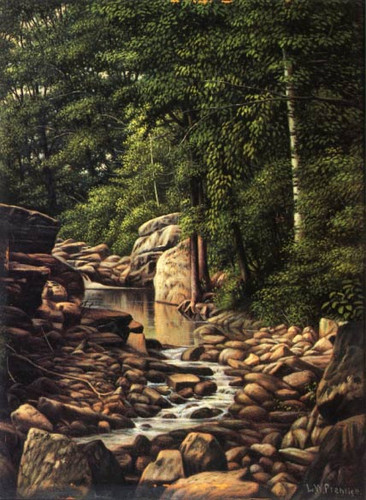 The Stream By Levi Wells Prentice By Levi Wells Prentice