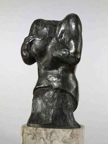 Torso Of A Woman By Auguste Rodin
