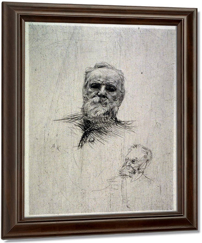 Victor Hugo By Auguste Rodin