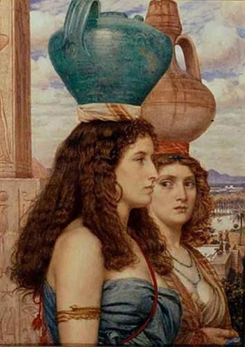 Water Carriers By Sir Edward John Poynter