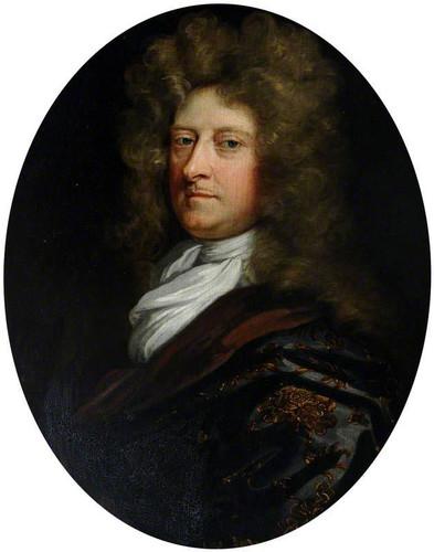 William Cavendish, 1St Duke Of Devonshire By Sir Godfrey Kneller, Bt.  By Sir Godfrey Kneller, Bt.