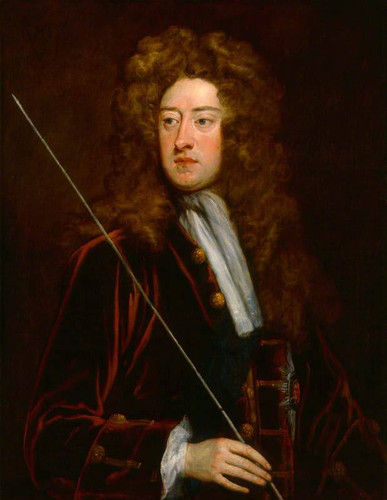 William Cavendish, 2Nd Duke Of Devonshire 1 By Sir Godfrey Kneller, Bt.  By Sir Godfrey Kneller, Bt.
