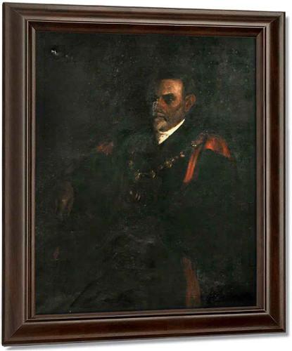 William Harvey Julyan By Harold Harvey