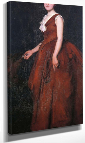 A Portrait By Edmund Tarbell
