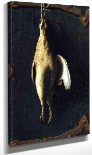 After The Hunt 2 By William Michael Harnett By William Michael Harnett