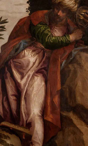 Allegory Of Astronomy By Paolo Veronese