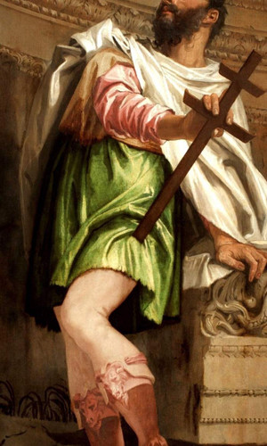 Allegory Of Navigation With A Cross Staff Averroës By Paolo Veronese(Italian, 1528 1588) Art Reproduction