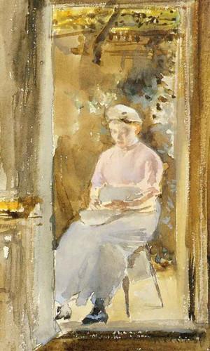 An Orange Note Sweet Shop 1 By James Abbott Mcneill Whistler American 1834 1903