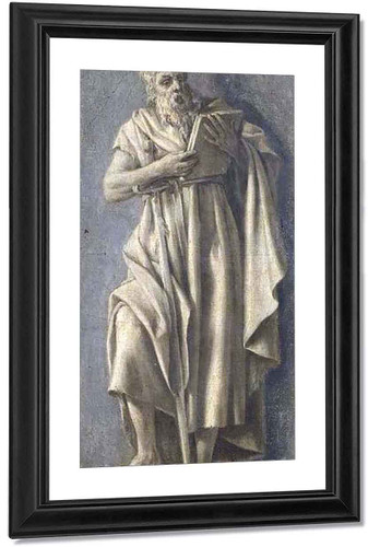 Christian Figures, St Elijah By Charles Willson Peale Art Reproduction