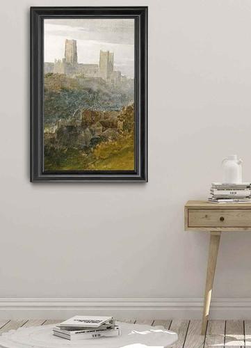 Durham By Joseph Mallord William Turner
