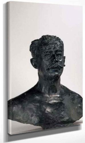 Etienne Clementel By Auguste Rodin