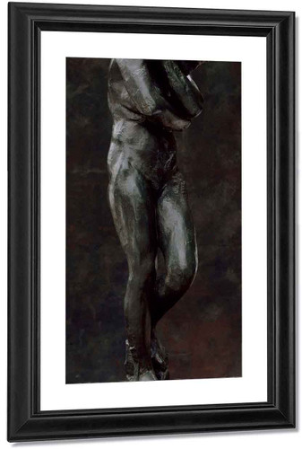 Eve 3 By Auguste Rodin