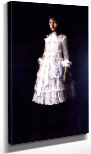 Hattie By William Merritt Chase By William Merritt Chase
