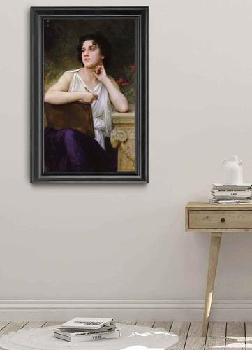 Inspiration By William Bouguereau By William Bouguereau