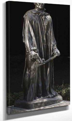Jean D'aire (From The Burghers Of Calais Model) By Auguste Rodin(French, 1840 1917) Art Reproduction