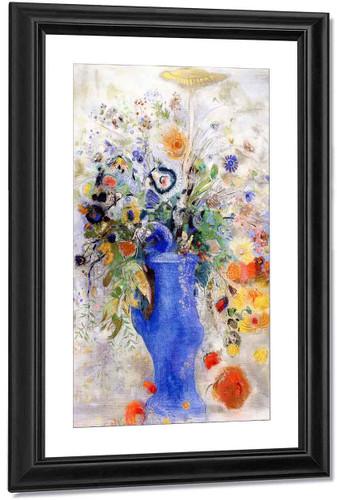 Large Bouquet By Odilon Redon By Odilon Redon