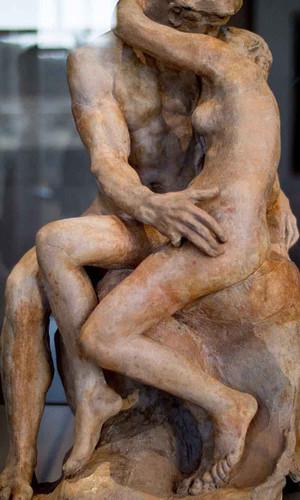 Le Baiser By Auguste Rodin