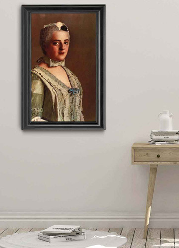 Louise Of France By Jean Etienne Liotard