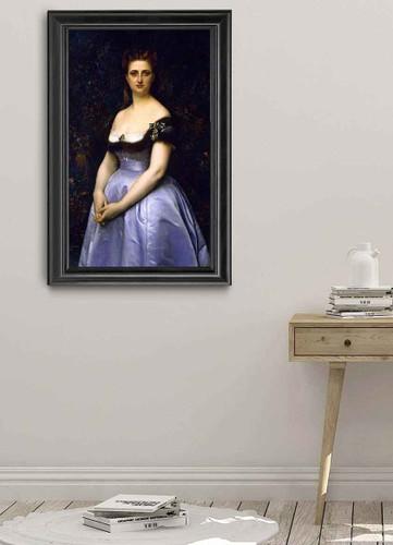 Madame Carette By Alexandre Cabanel