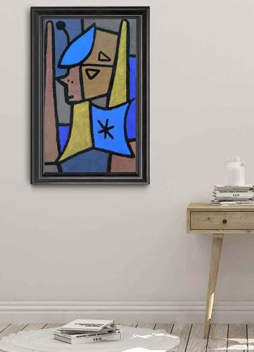 Matros By Paul Klee By Paul Klee
