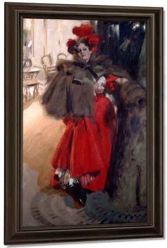 Night Effect By Anders Zorn