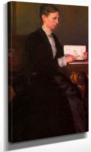 Retrato De Dona Maria Teresa Enriquez De Navarra Y Roca De Togores By Jose Mongrell Torrent
