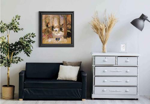 Chez Maxime By Edouard Vuillard Art Reproduction
