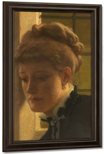 The Second Mrs Goodall By Frederick Goodall By Frederick Goodall