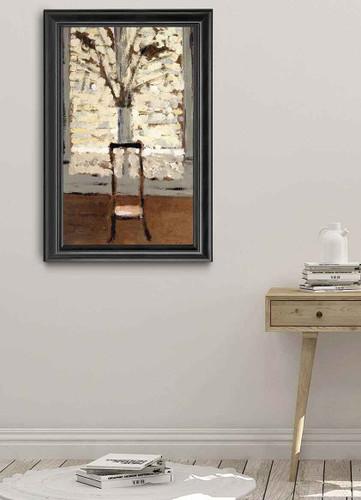 View Of The Window By Edouard Vuillard