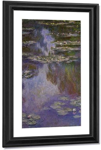 Water Lilies41 By Claude Oscar Monet