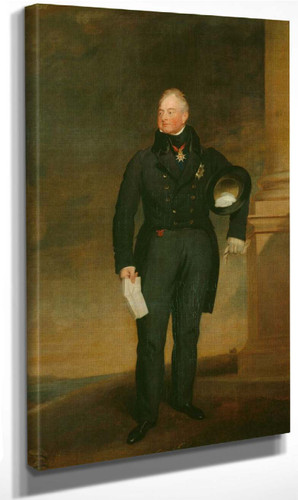 William Iv When Duke Of Clarence By Sir Thomas Lawrence