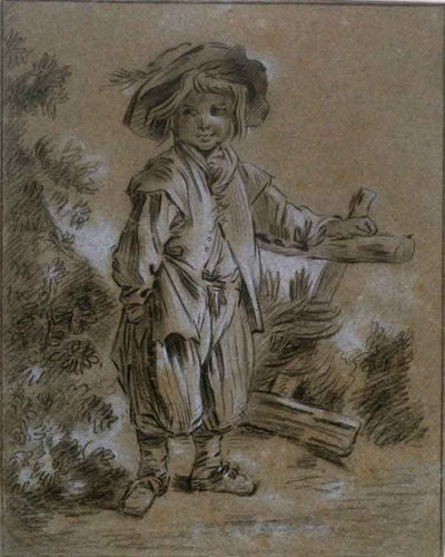 A Scamp By Francois Boucher