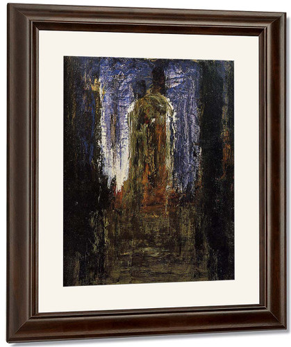 Abstract By Gustave Moreau