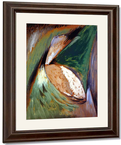 Abstraction Fishing By Alfred Henry Maurer By Alfred Henry Maurer