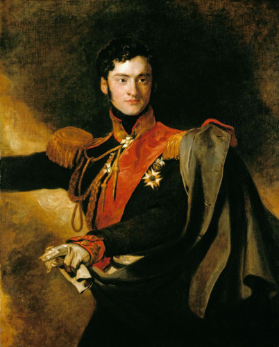 Alexander Ivanovitch, Prince Of Chernichev By Sir Thomas Lawrence